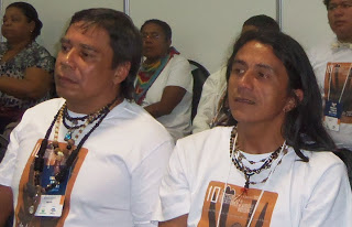 Márcio Paromeriri & Edson Kayapó